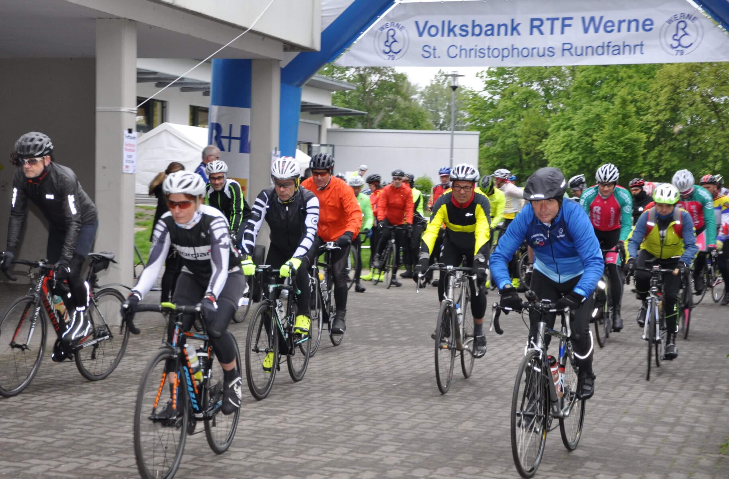 Der RSC Werne hat seine für Juni geplante Radtouristik abgesagt. Foto: RSC Werne