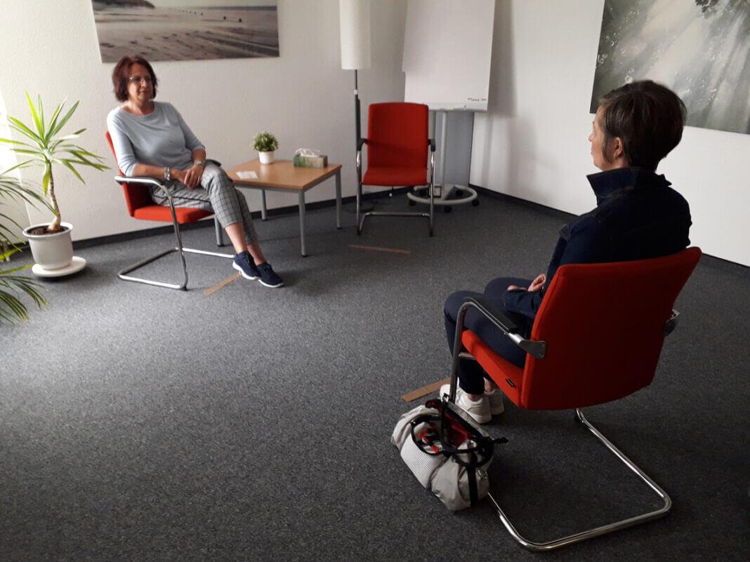 Ehe-, Familien- und Lebensberatungen sind wieder in Lünen möglich - unter Einhaltung der Abstandsregeln. Foto: Bistum Münster