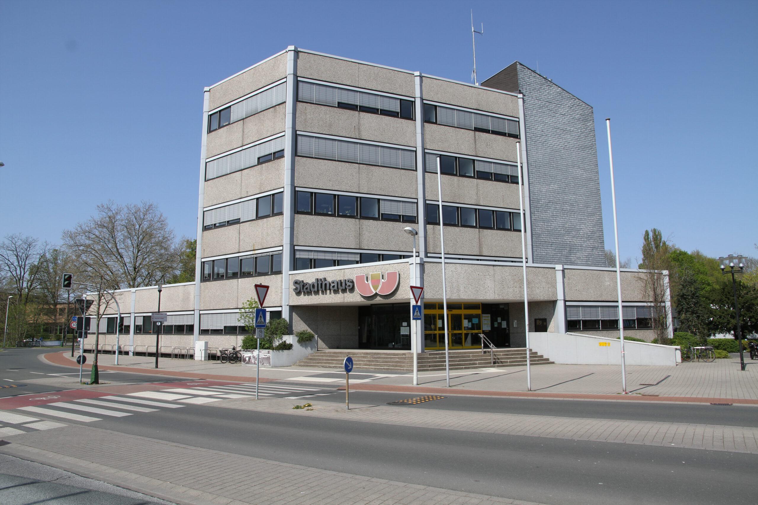 Die Stadtverwaltung sucht Verstärkung für die Stadtplanung und den IT-Bereich. Foto: Wagner
