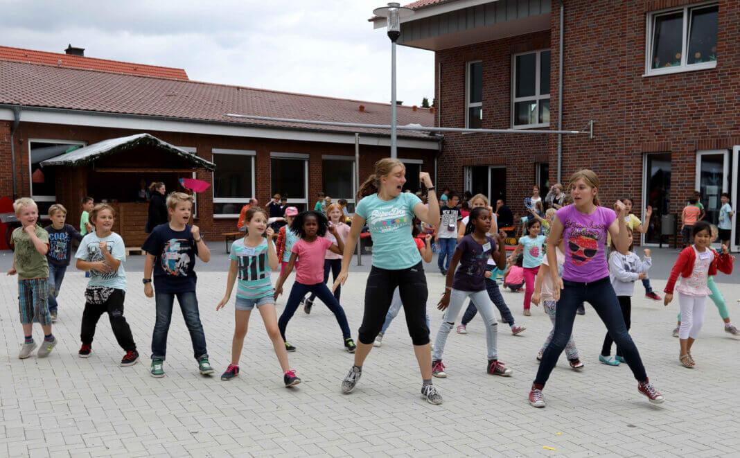 Wernutopia 2020 ist abgesagt. Für die OGS-Kinder ist aber ein Alternativprogramm an den drei Schulstandorten geplant. Foto: Christoph Volkmer (A)