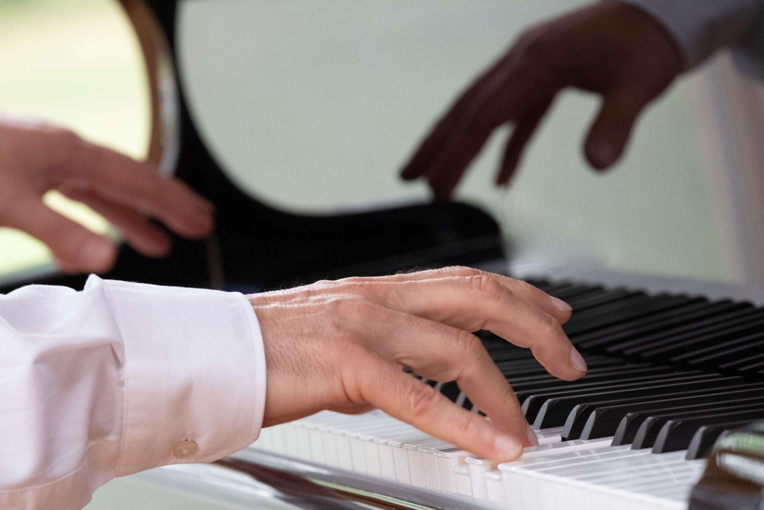 Der 2. Lüner Klaviersommer im Juli wird unter strenger Einhaltung der Hygienevorschriften im Hansesaal stattfinden. Foto: Maria de Almeida