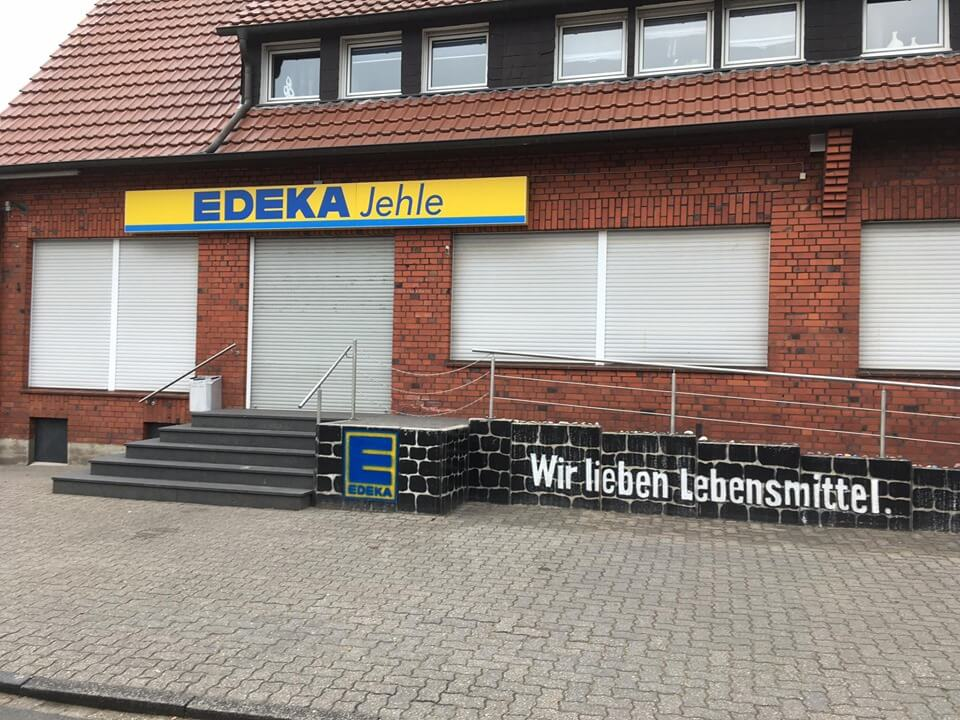 In einem Jahr schließz der EDEKA-Markt in Capelle für immer. Dietmar Bergmann zeigte sich zuversichtlich, eine Folgelösung zu finden. Foto: Mertens