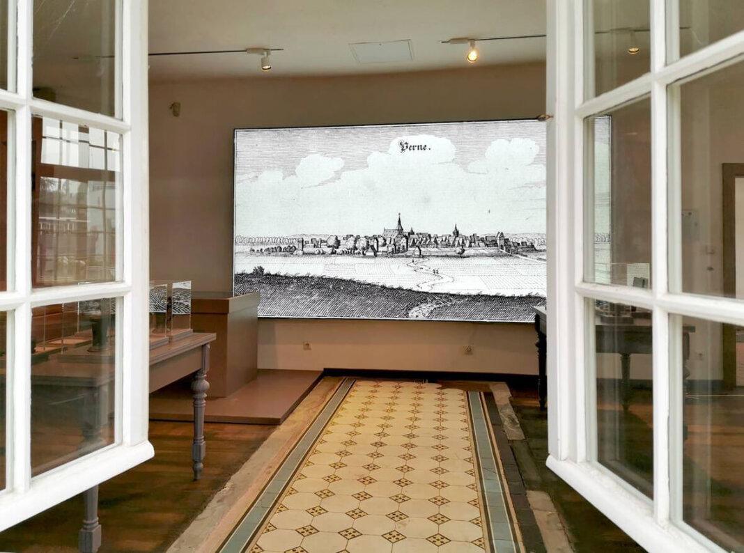 Der neue Bürgerraum im Stadtmuseum bietet neue Möglichkeiten. Foto: Werne Marketing
