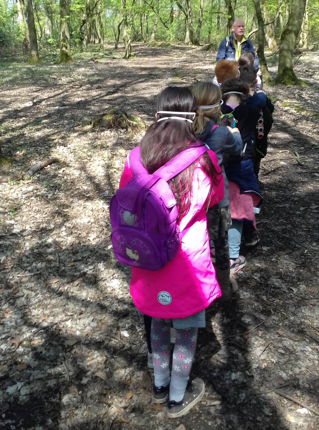 Ein Ausflugsziel in diesem Sommer ist die Waldschule in Cappenberg. Foto: OJA