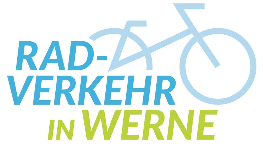 Fragen rund um die Zukunft des Radverkehrs in Werne stellt die IR den Parteien und Bürgermeisterkandidaten. Logo: IR