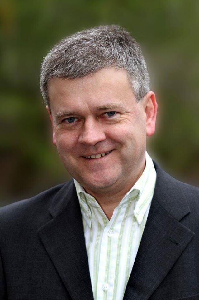 Grünen-Ratsherr Benedikt Striepens tritt bei der Bürgermeister-Wahl in Werne 2020 an.