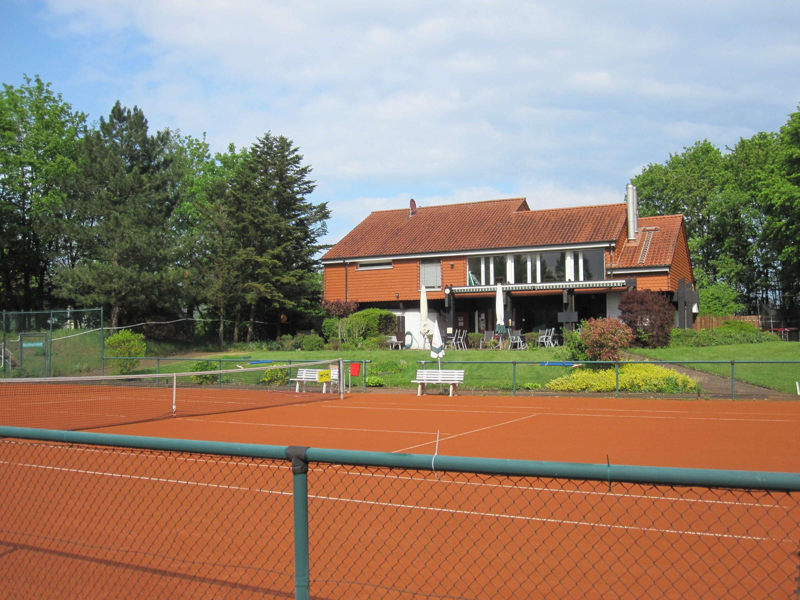 Der WTC 75 ist voraussichtlich der erste Verein im Umkreis, in dem noch in diesem Jahr auf modernen Ganzjahresplätzen mit Flutlicht Tennis gespielt werden kann. Foto: WTC