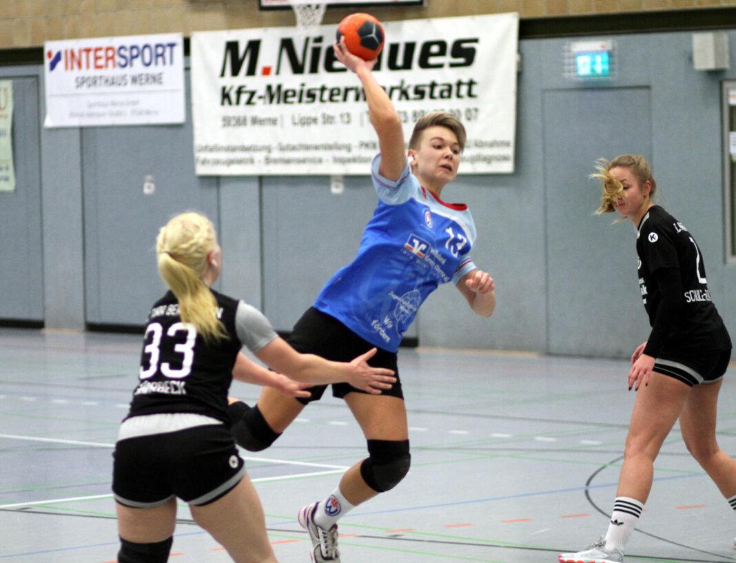 Auch die Handballerinnen des TV Werne bereiten sich auf die neue Saison vor. Foto: Wagner