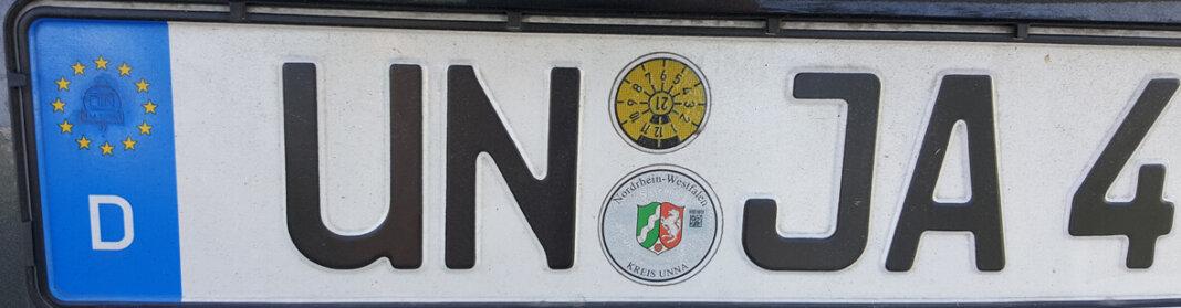 Ende Juni 2020 waren 314.010 Fahrzeuge im Kreis Unna zugelassen. Foto: Wagner
