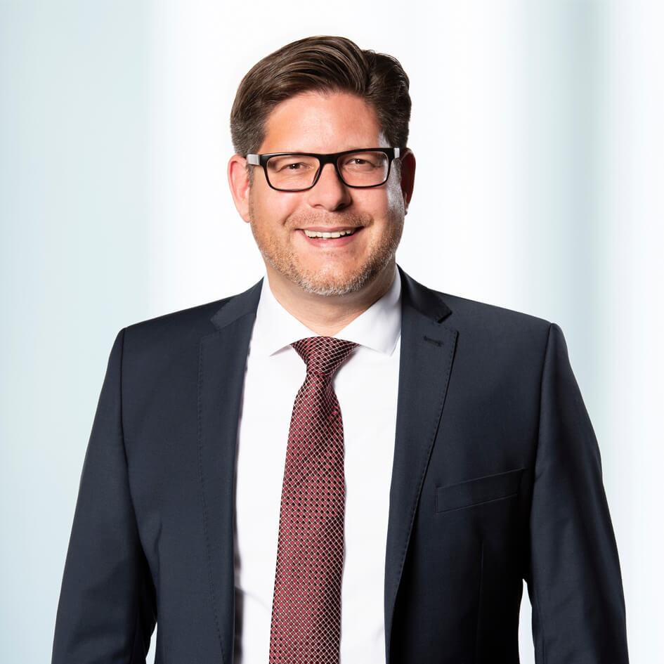 Marco Morten Pufke (CDU) will Landrat des Kreises Unna werden. Foto: Mira Hampel