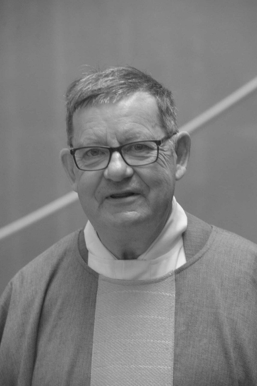 Die Gemeinde trauert um Pater Heinz-Josef Catrein. Foto: Stengl