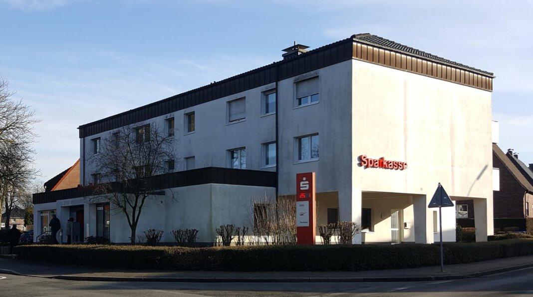 Die Sparkassen-Filiale Werne-West wird ab Mittwoch (27. Januar) bis auf Weiteres für Serviceleistungen geschlossen. Foto: Wagner
