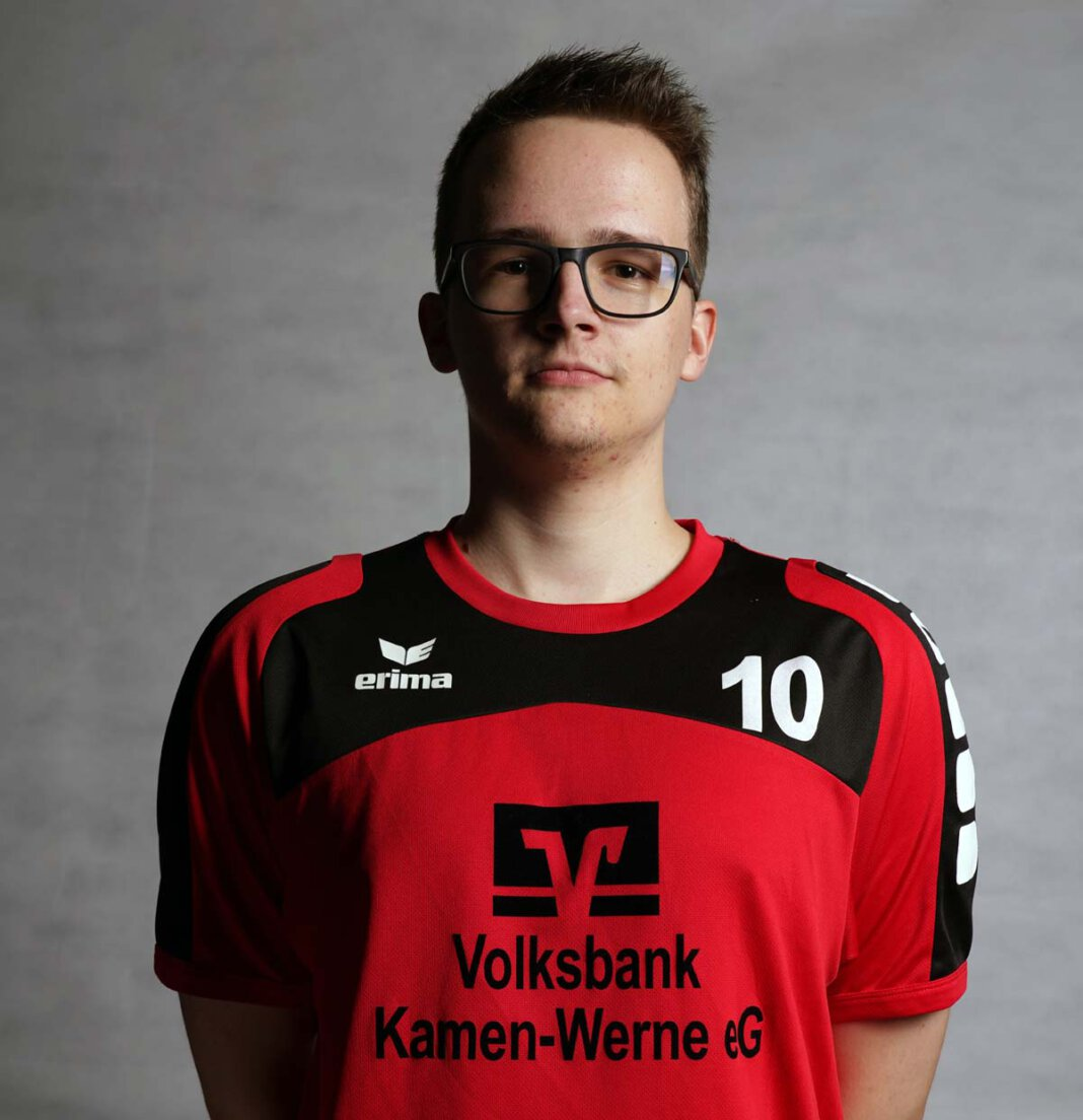 Timo Volkenrath ist Kapitän der 1. Herren beim Werner SC Volleyball und ist sportlich im Lockdown lahm gelegt. Foto: WSC