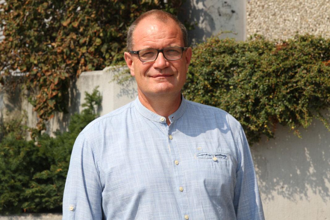 Der Sozialdezernent der Stadt Werne, Frank Gründken. Foto: Wagner