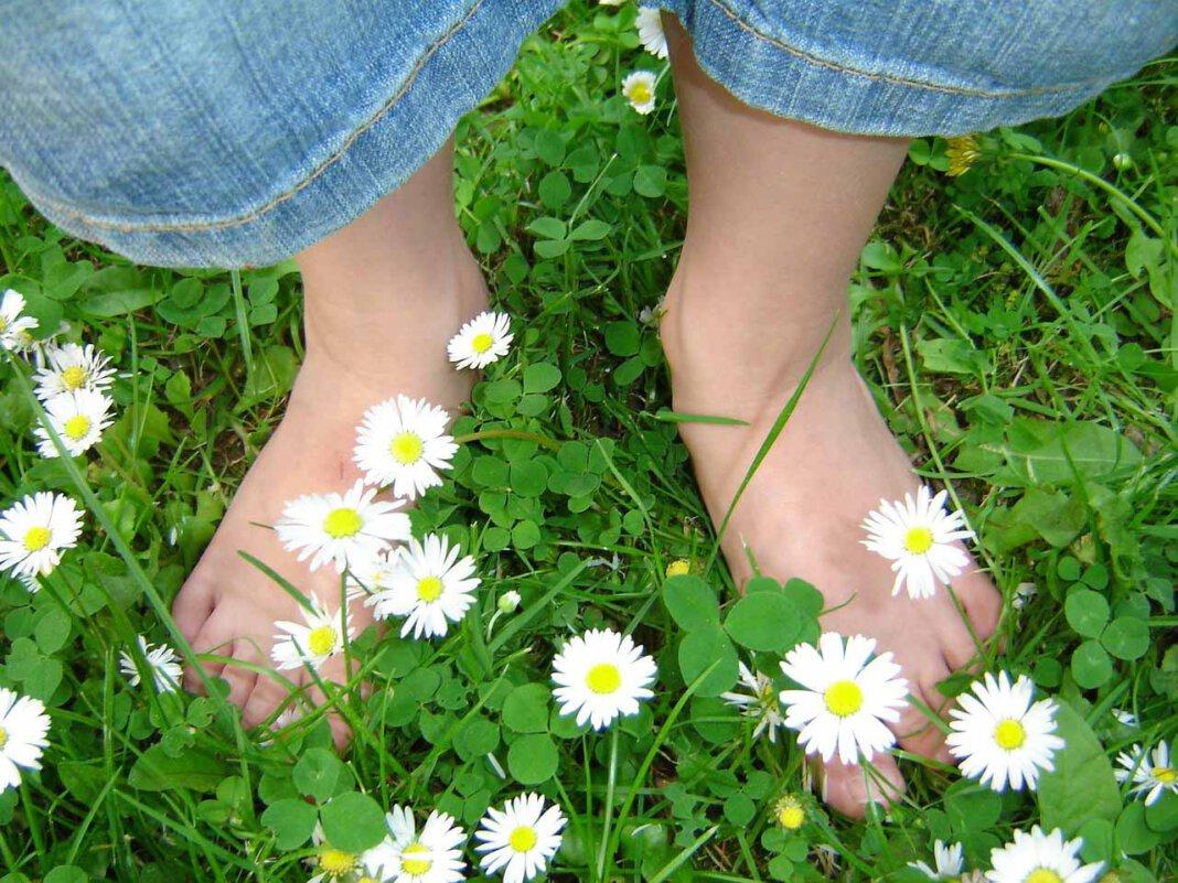 In der Familienbildungsstätte dreht sich in zwei Fachvorträgen alles um Füße. Foto: pixabay