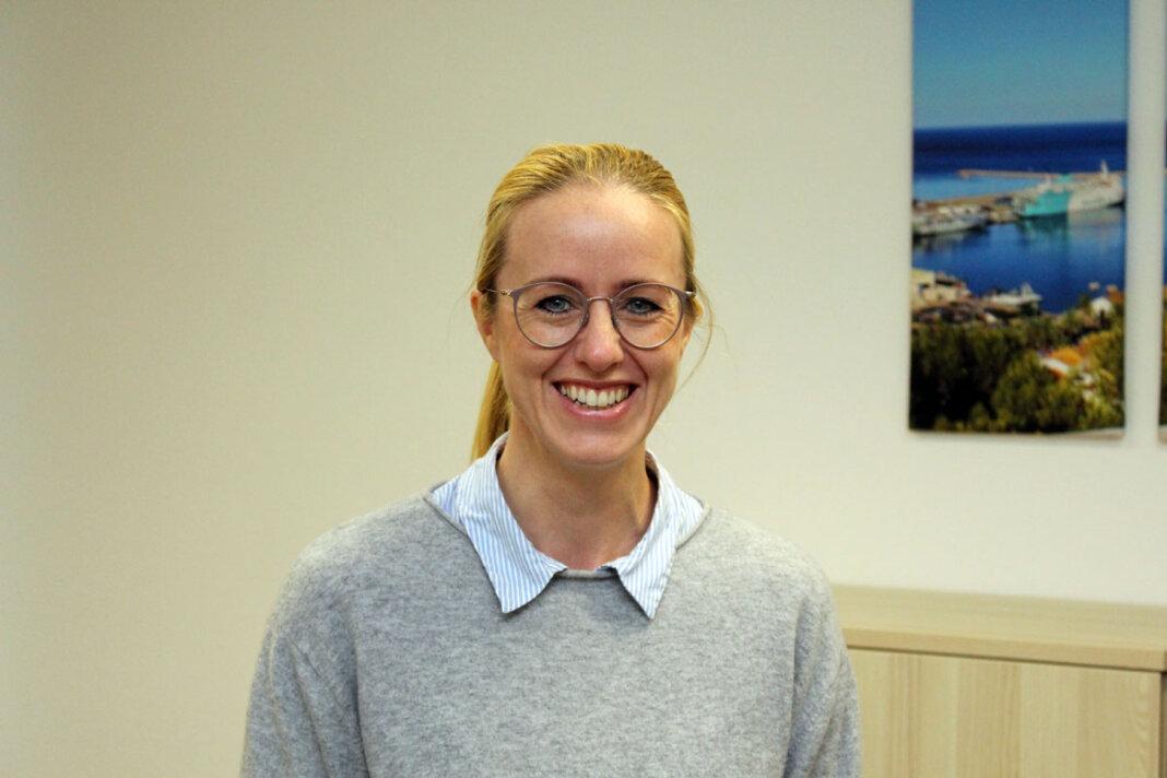 Neues Gesicht im Rathaus: Monika Haub. Foto: Anne Büscher / Gemeinde Nordkirchen