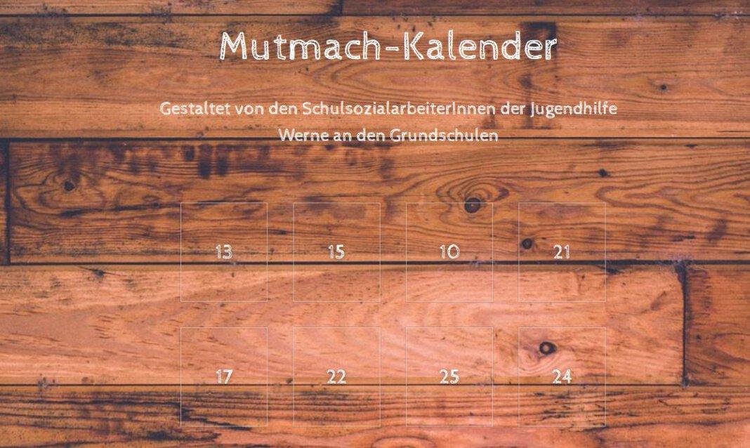 Von Wissenswertem, Witzigem und Warmherzigen über Unterhaltsames bis hin zu Kreativem finden sich im Mutmachkalender für den Monat Februar Videos, Screenshot: Wagner