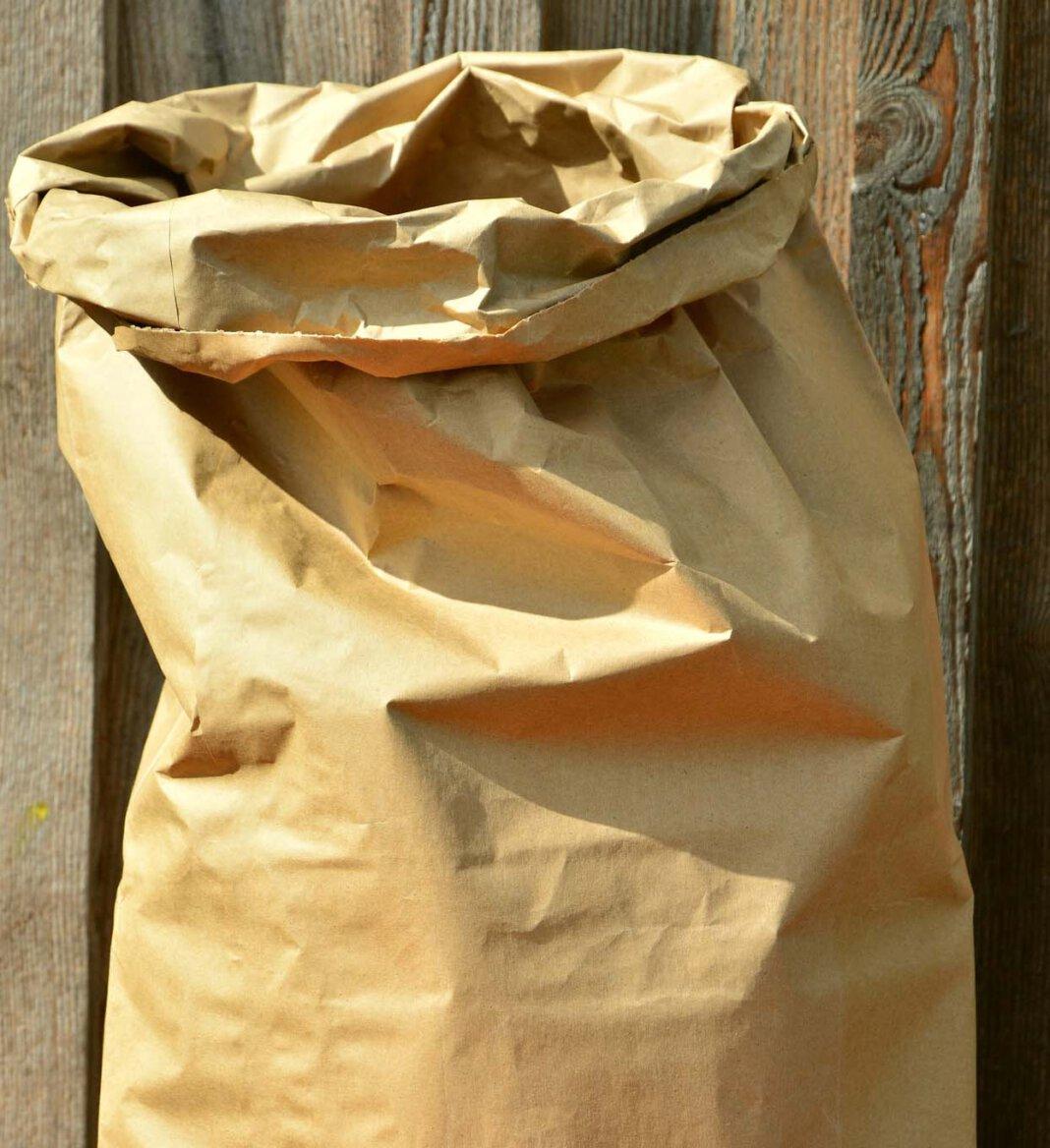 Papiersäcke für die kommende Strauch- und Astwerkaktion sind ab Montag bei der Stadt Werne erhältlich. Foto: pixabay
