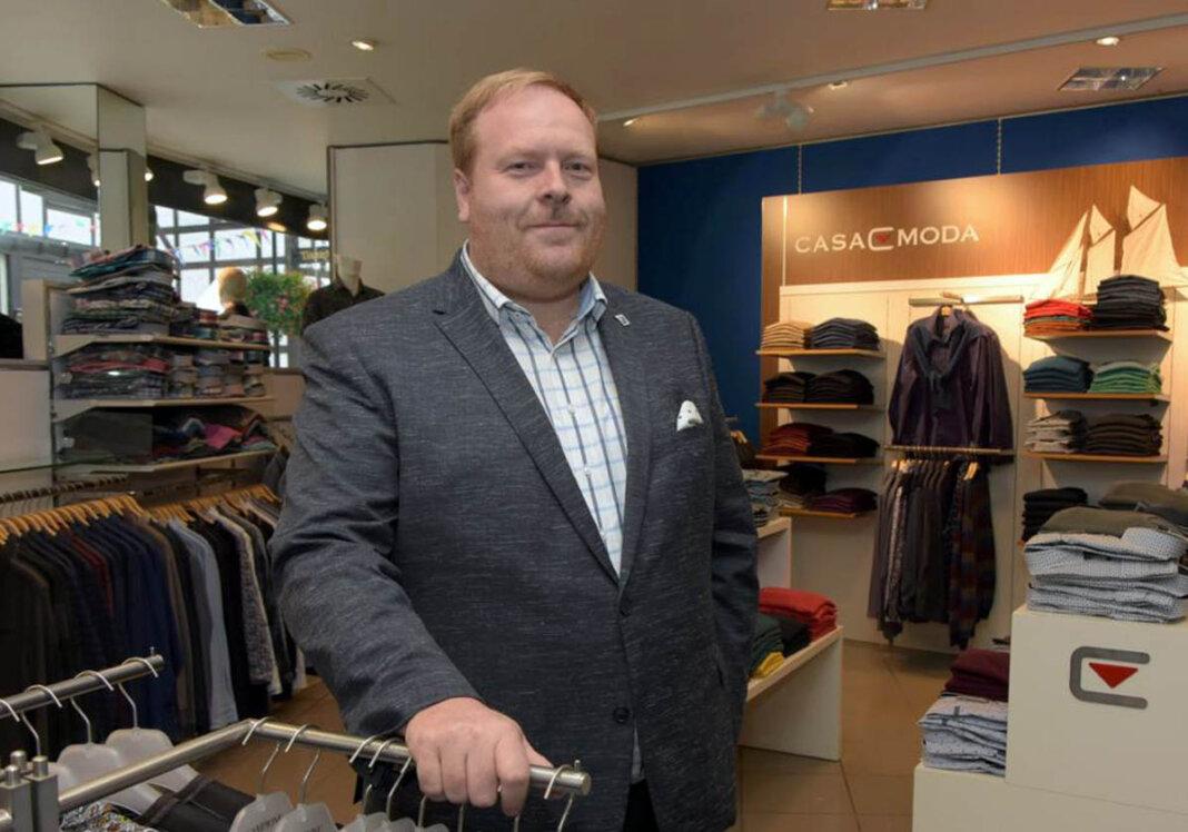 Christof Schmersträter, hier ein Bild aus dem Jahr 2018, will möglichst schnell seine Kunden wieder versorgen. Archivfoto: Karin Hillebrand