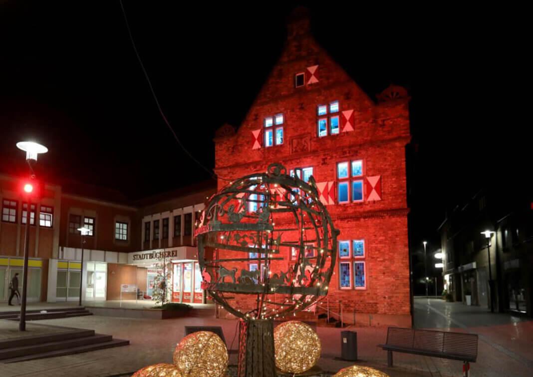 Die Stadtbücherei in Werne. Foto: Volkmer