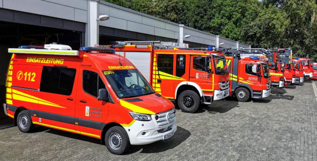 Die Bilanz der Freiwilligen Feuerwehr Werne wurde im Ausschuss vorgestellt. Foto: Feuerwehr Werne