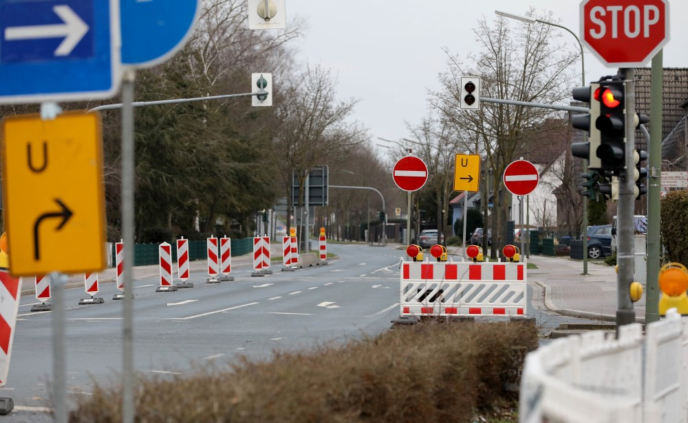Ab Donnerstag, 25. März, können Verkehrsteilnehmende den Ostenhellweg wieder in beide Fahrtrichtungen nutzen. Foto: Volkmer