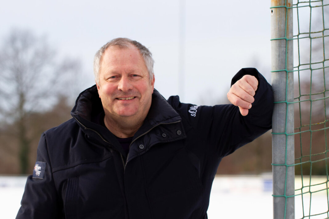 Fußballkommentator Hansi Küpper spielte früher in Werne selbst erfolgreich Fußball. Foto: Isabel Schütte