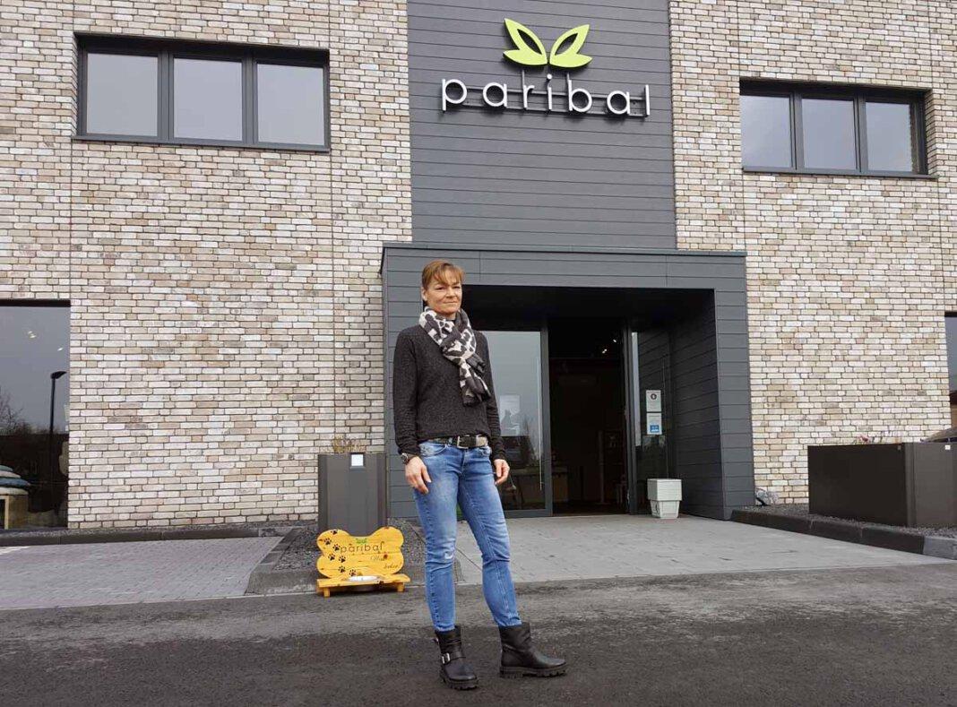 Jasmin Ebbinghaus freut sich über die große Resonanz nach dem Umzug von Paribal in den Nordlippepark. Foto: Wagner