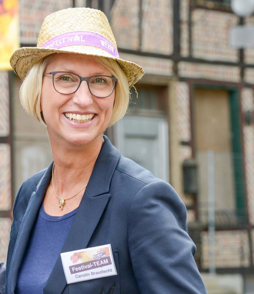 Mit dem Straßen-Festival landete Carolin Brautlecht während ihrer Zeit als Geschäftsführerin von Werne Marketing einen Glücksgriff. Foto: Nicole Friedrich / Werne Marketing