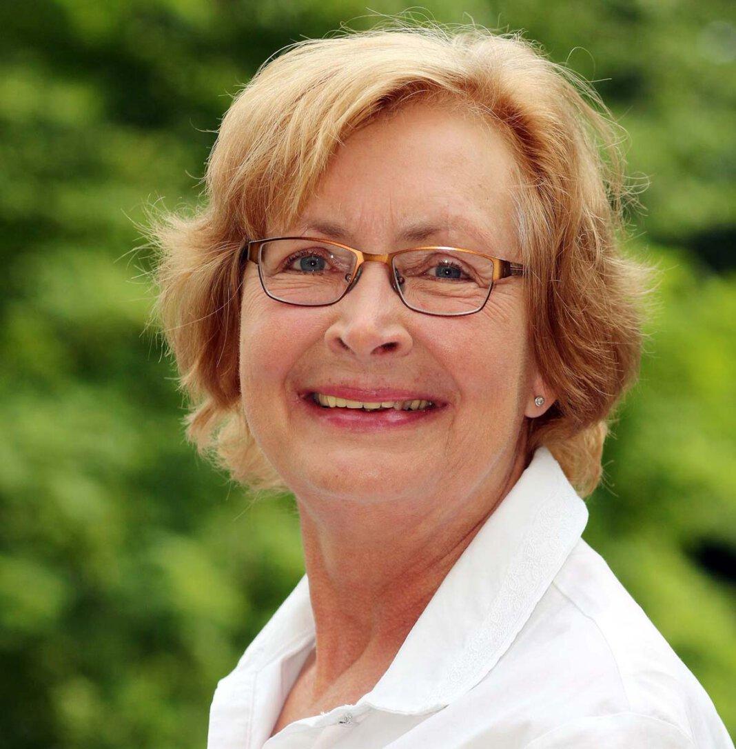 Hiltrud Mannig, Ortsvereinsvorsitzende der Grünen in Werne. Foto: Bündnis 90/Die Grünen