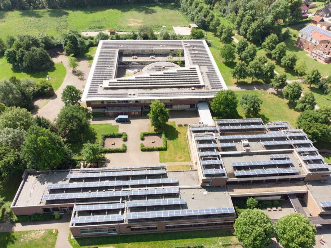 Die Gesamtschule in Nordkirchen. Foto: Kreativshooting/Thomas Schütte