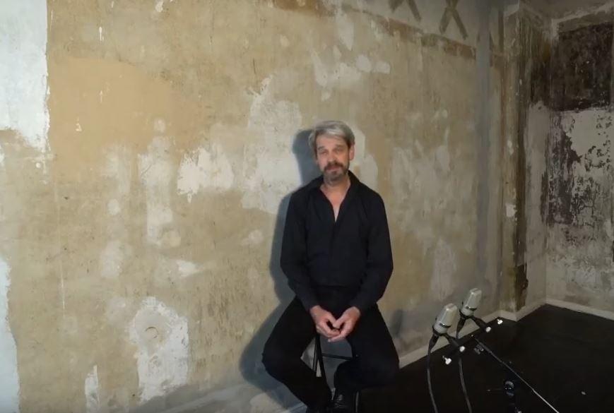 """Das Filmprojekt """"Heinrich Heine – In der Matratzengruft"""" von Uwe Neumann und Anette Daugardt wirbt um Aufmerksamkeit. Screenshot: YouTube Trailer"""