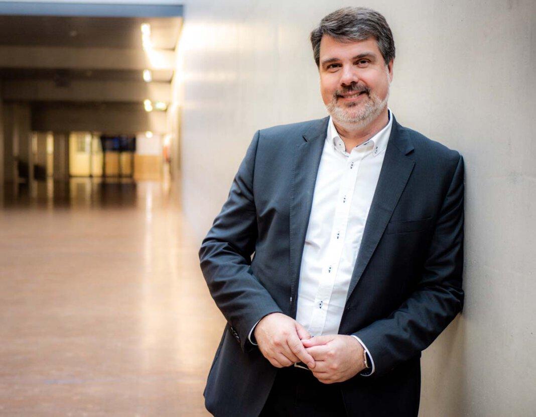 """In der Veranstaltungsreihe """"Talk mit Thews"""" diskutiert der SPD-Bundestagsabgeordnete Michael Thews regelmäßig mit prominenten und fachlich kompetenten Gästen über die aktuelle Bundes- und Wahlkreispolitik. Foto: Thews"""