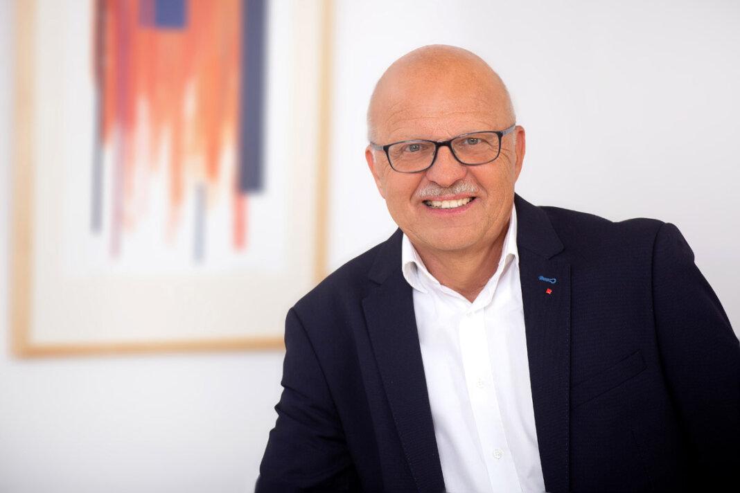 Siegfried Scholz, Vorsitzender des SPD-Ortsvereins Werne. Foto: SPD