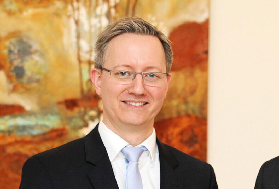 Matthias Stiller wurde 2017 Chef des DRK Lünen. Zum 1. Juli 2021 wechselt Stiller als Wirtschaftsförderer zur Stadt Werne.