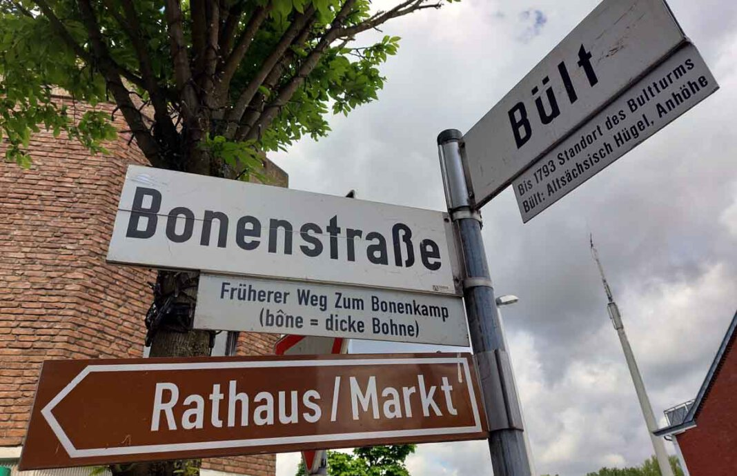 Die Bonenstraße in Werne wurde umfänglich aufgehübscht. Foto: Wagner