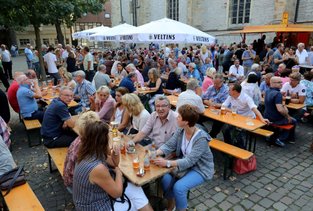 """Donnerstags in Werne"