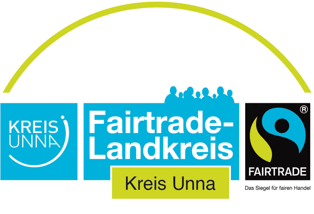 Logo Fairtrade-Kreis Unna