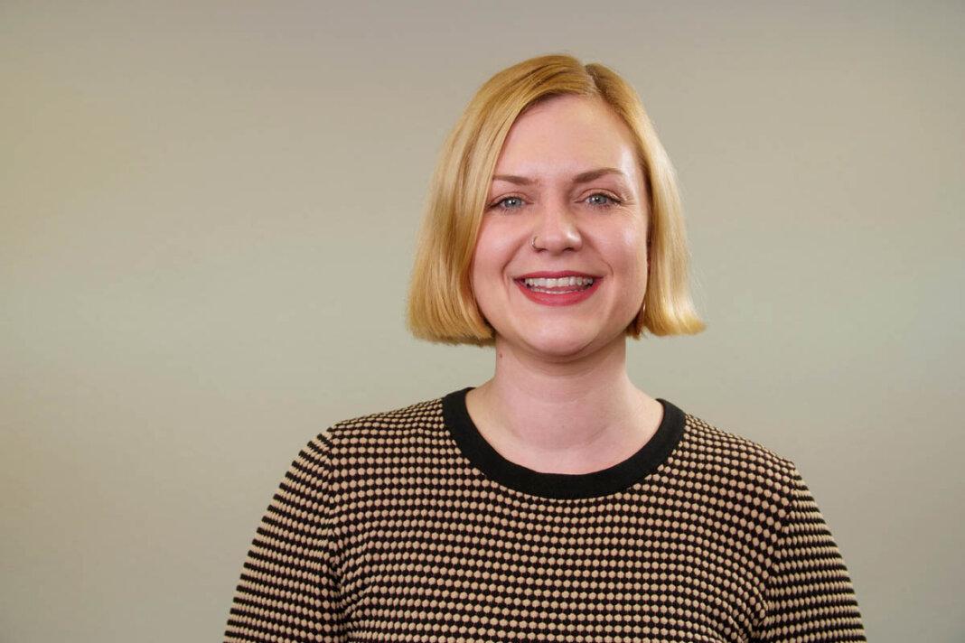 Lisa Thoben aus der Landesfachstelle
