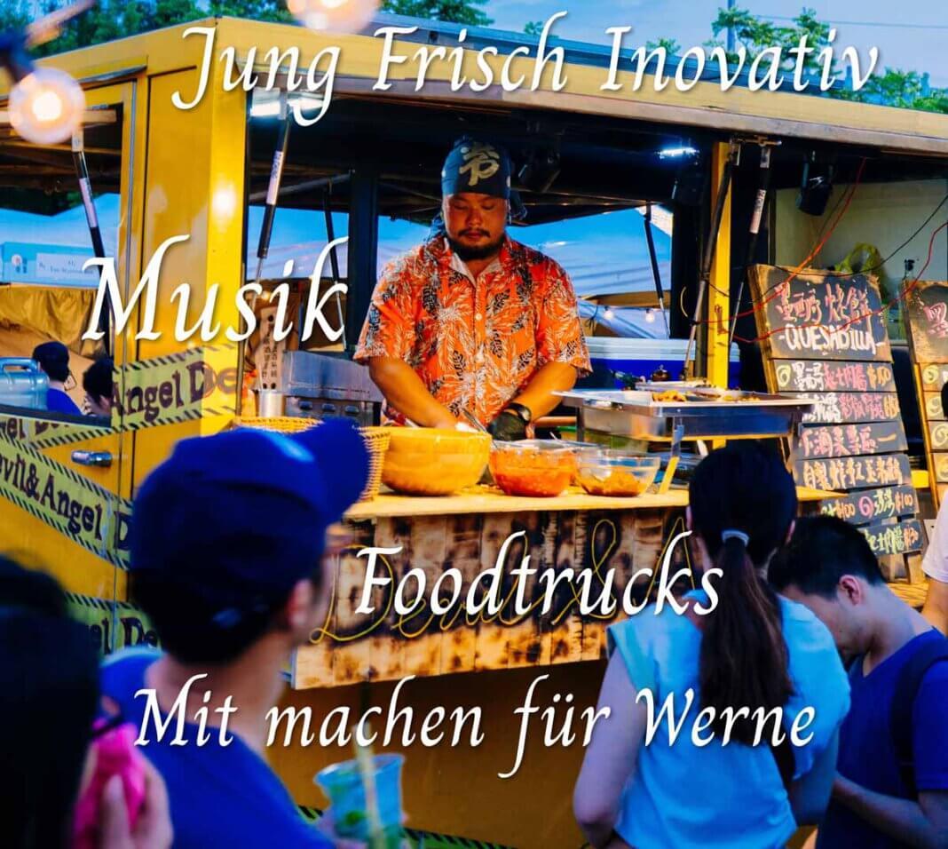 Ein Mitsommer-Festival mit Foodtrucks, Aktionen und Informationen sowie Livemusik für Jugendliche soll 2022 in Werne gefeiert werden. Foto: UWW