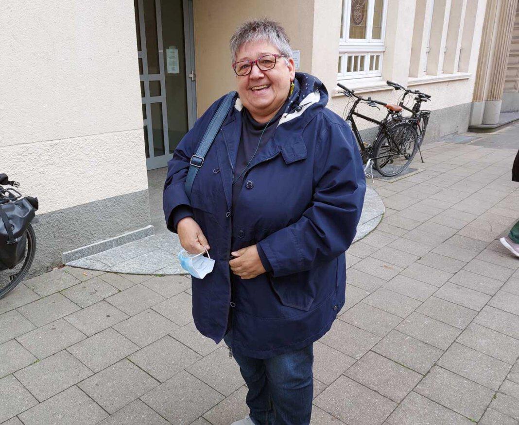 Angelika Roemer, Vorsitzende des Behindertenbeirats der Stadt Werne, setzt sich für die Schaffung der Stelle eines Inklusionsbeauftragten ein. Foto: Wagner