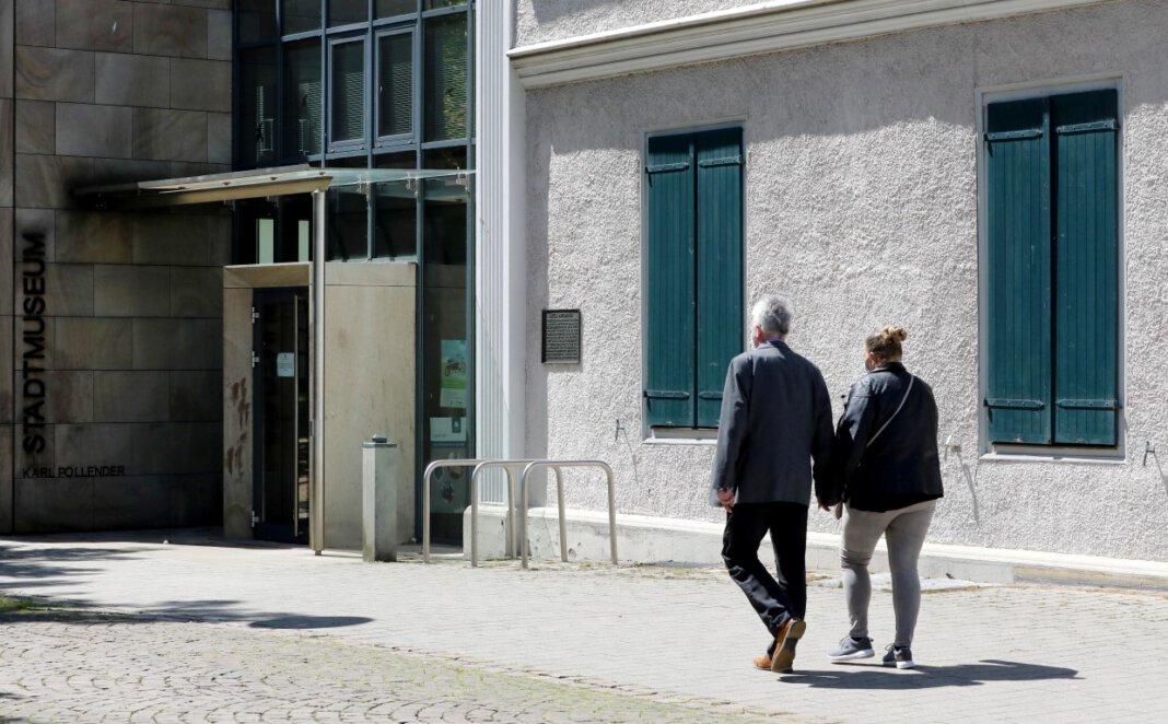 Nach langer Zeit ist das Stadtmuseum wieder für Besucher geöffnet. Foto: Volkmer