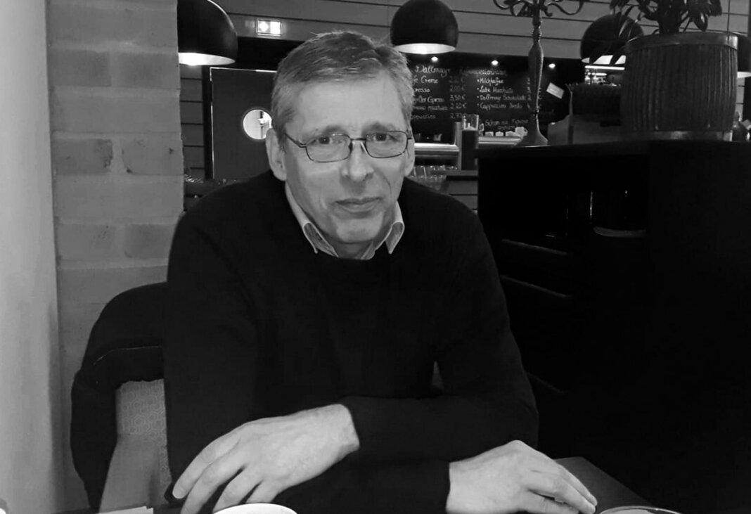 Am 25. Mai 2020 starb Thomas Wegener, der Mitbegründer von WERNEplus, bei einem tragischen Autounfall. Foto: Susanne Benning