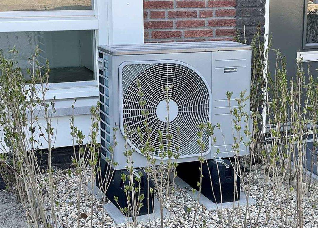 Mithilfe von Wärmepumpen soll der CO2-Ausstoß in städtischen Immobilien zukünftig gesenkt werden, fordert die CDU Werne. Foto: pixabay