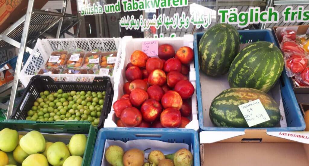 """Die Frische der Lebensmittel ist ein Markenzeichen im """"Werner Markt"""". Foto: Privat"""