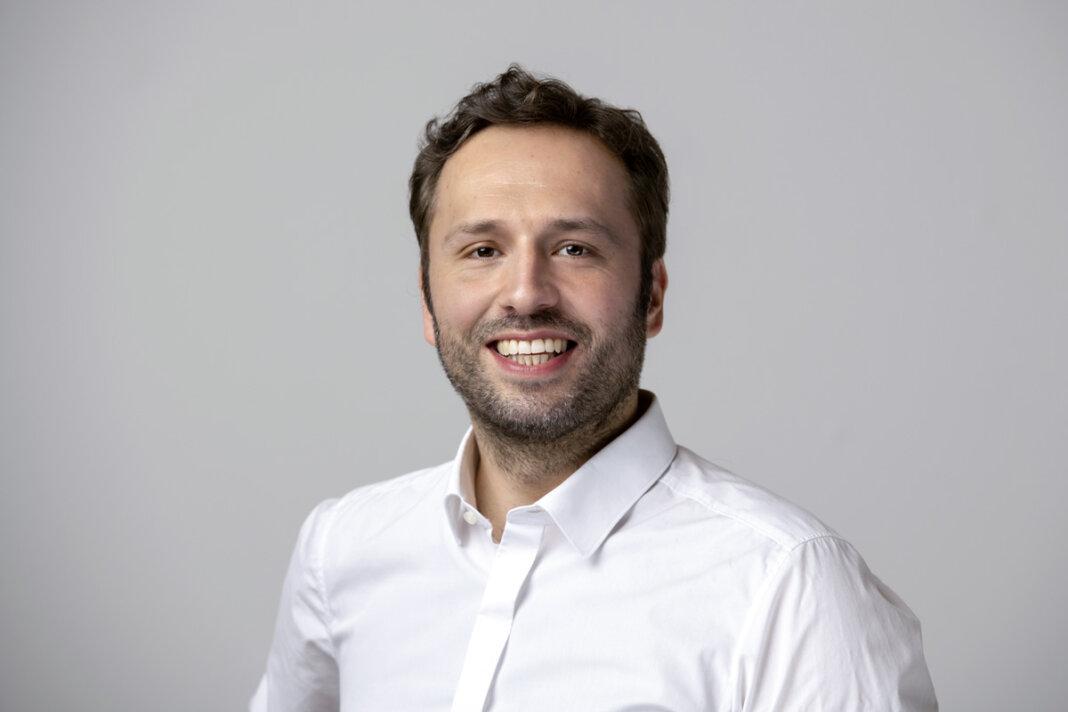 Martin Kesztyüs ist als Direktkandidat der Grünen im Wahlkreis Unna II (Werne, Lünen, Selm, Hamm) für die Bundestagswahl nominiert. Foto: Die Grünen
