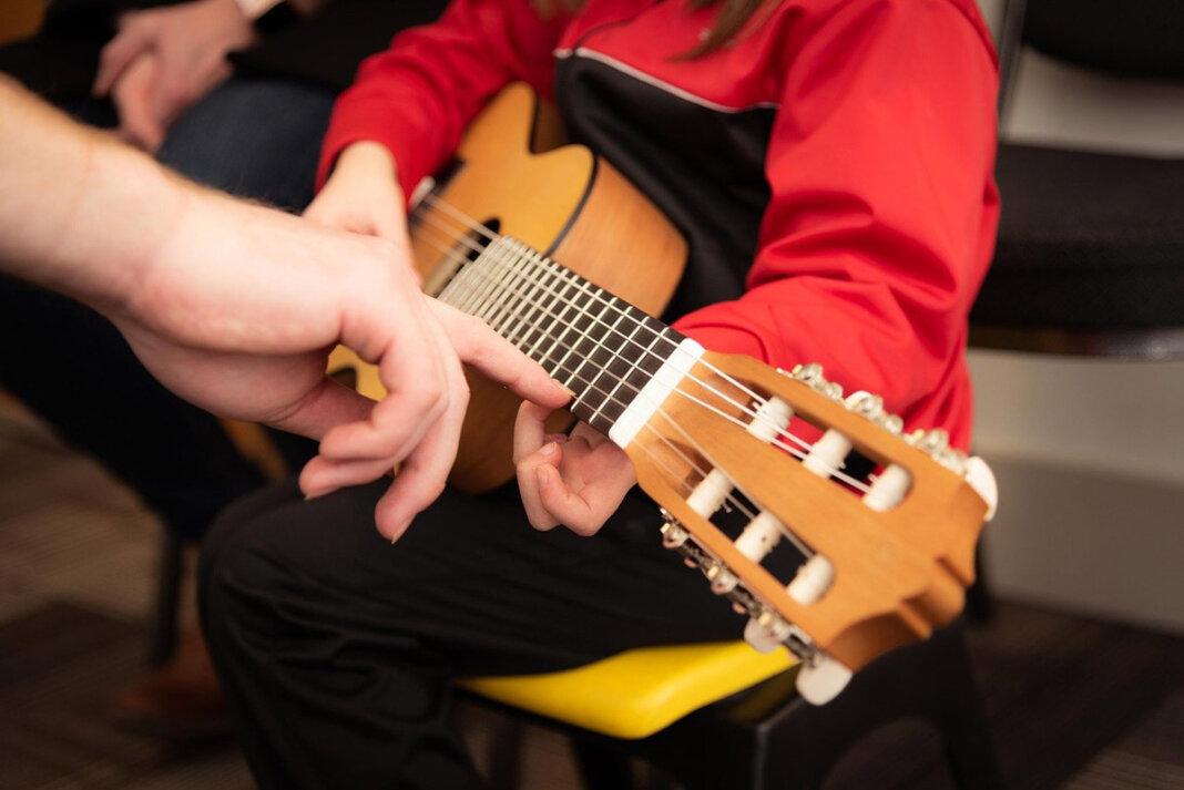 """In der """"Musikalischen Früherziehung"""" lernen die Kinder viele Inhalte der Musik, die Musikinstrumente und Noten kennen, so der Musikschulkreis Lüdinghausen. Symbolfoto: pixabay"""