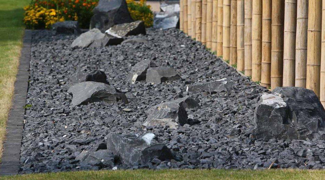 Stein- oder Schottergärten sind nicht klimafreundlich. Symbolfoto: pixabay