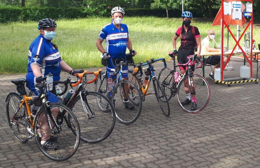 Zufriedene Teilnehmende verzeichnete der RSC Werne bei seiner 40. Radtouristik-Fahrt, die im letzten Jahr noch der Corona-Pandemie zum Opfer gefallen war. Foto: RSC