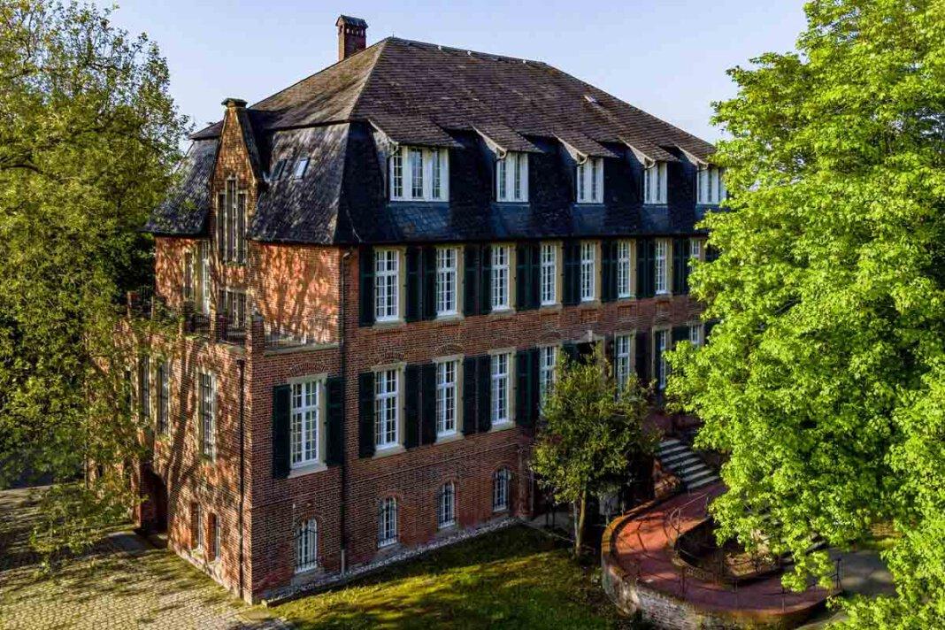 Die Musikschule ist in der Villa Westerholt untergebracht. Foto: David Ickhorn